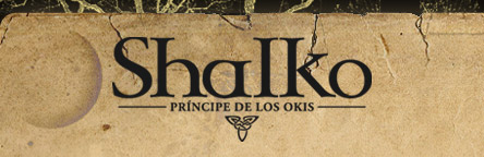 Shalko prince of the Okis